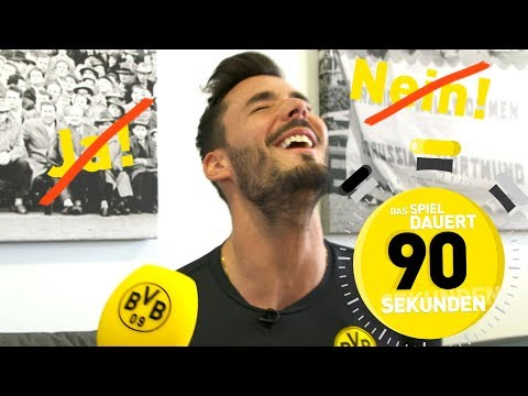 '90 seconds' | ⏳ | Roman Bürki