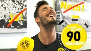 """90 seconds"" | ⏳ | Roman Bürki"
