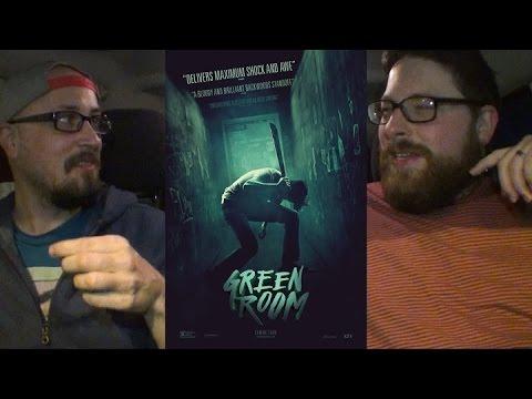 Midnight Screenings - Green Room