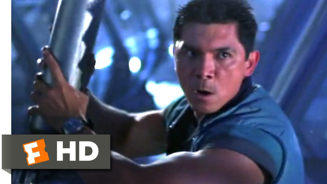 Download Supernova (2000) - Shoot For The Stars Scene (9/12)   Movieclips