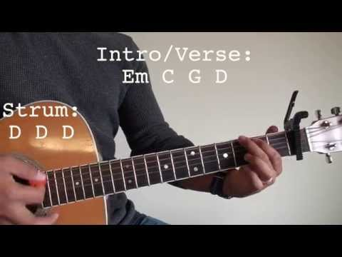 All Of Me Guitar Tutorial John Legend