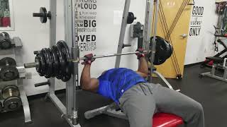 Smith machine #benchpress