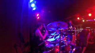 Rob Brens - Live with The Schoenberg Automaton - Ghost of Mirach (drum solo)