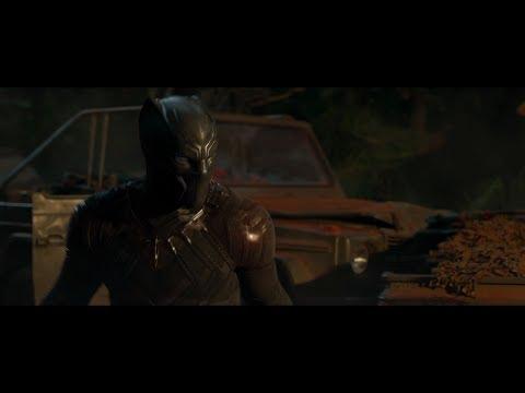 Black Panther / Kara Panter (2018) - Türkçe Dublajlı İlk Teaser Fragman