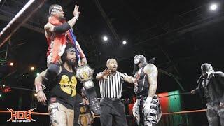 [Full Match] LAX vs Pentagon Jr & Sami Callihan - House of Glory Wrestling