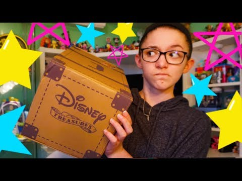 Funko Disney Treasures Box April 2018!!