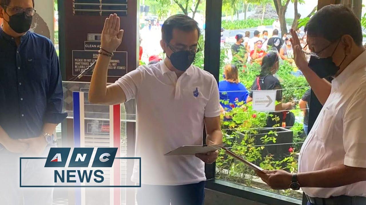 Download Manila Mayor Isko Moreno confirms meeting with Sen. Pacquiao, VP Robredo | ANC