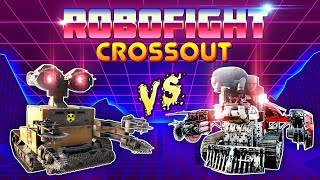 Crossout Robofight: ФИНАЛ СЕЗОНА!