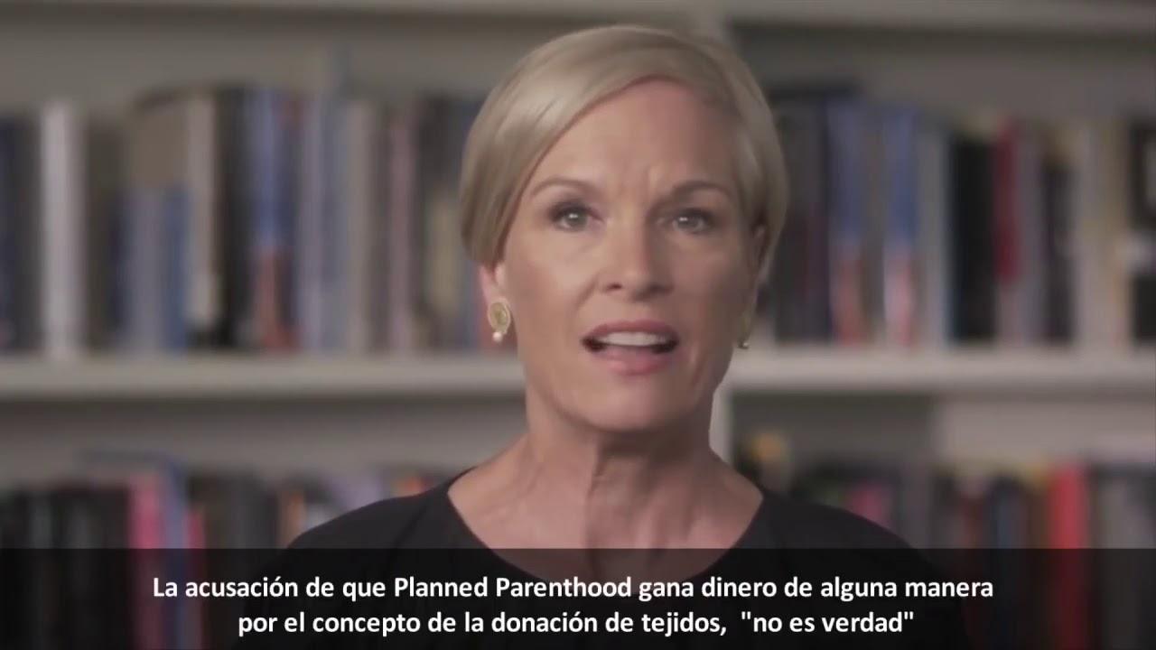 "Exdirectora de Planned Parenthood ""Quiero un Lamborghini"" (Subtitulado al Castellano)"