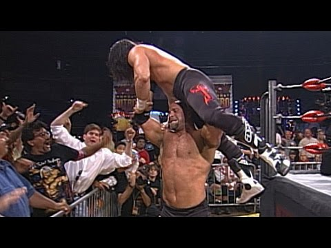 Goldberg vs. Scotty Riggs: WCW Monday Nitro, Oct. 13, 1997