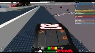 Nascar Racing on Roblox