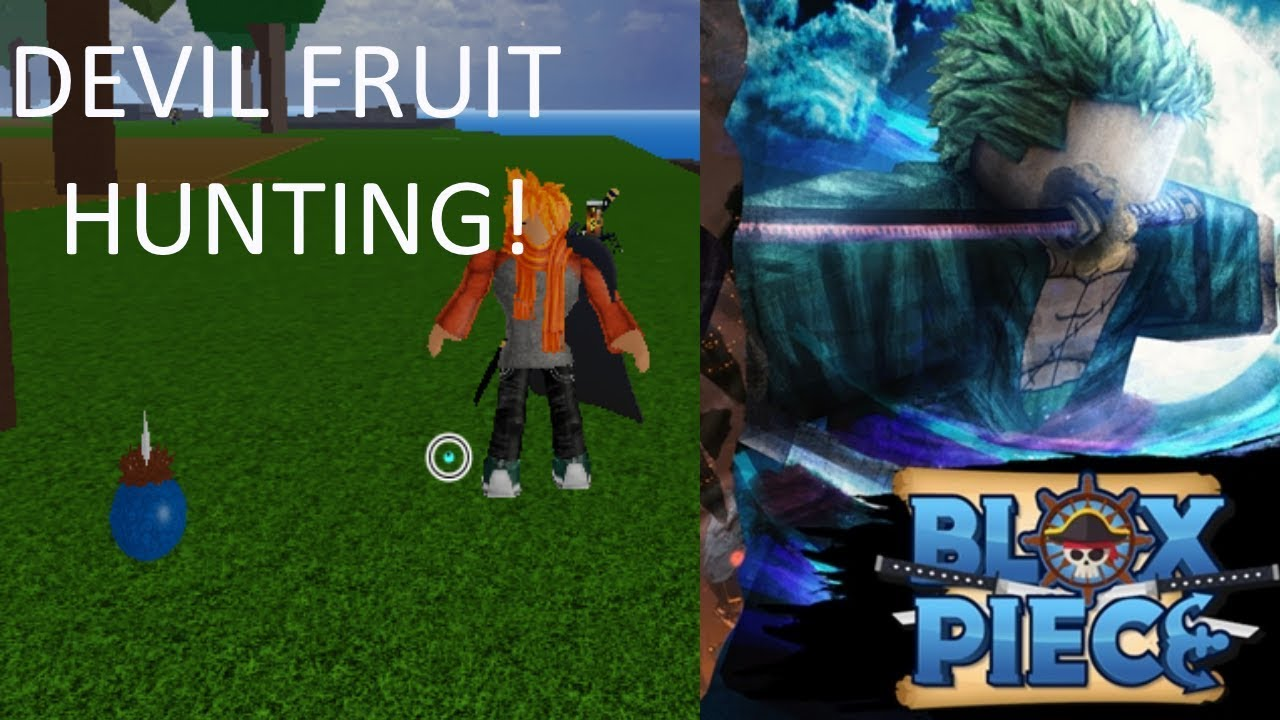 How To Identify Devil Fruits One Piece Final Chapterroblox Devil Fruit Hunting Part 1 Blox Piece Roblox By Nublesslord