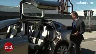 Обзор Tesla Model X от Car Tech На русском