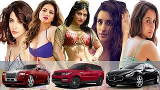 Bollywood Heroins Car Collection - Bollywood Top 14 Actresses And Their Expensive Car Collection