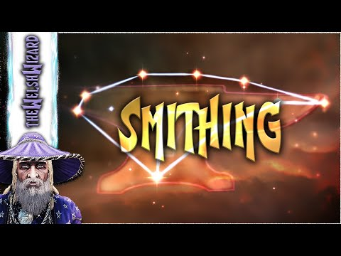 Skyrim - How To Level Up Smithing To 100 FAST (2021)