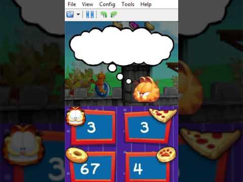 Garfield S Nightmare Ds Gameplay Youtube