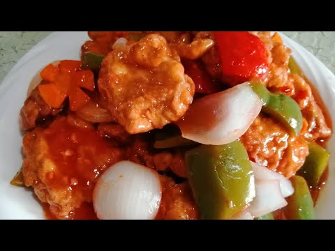 #SweetandSourFishFillet #KusinaNiMommyTerry  SWEET AND SOUR FISH FILLET