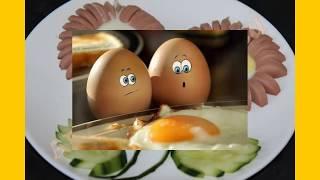Всемирный день Яйца! Очень милое поздравление! Яички - ням, ням!