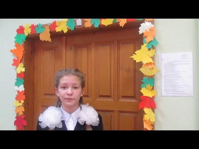 Изображение предпросмотра прочтения – АннаЕгорова читает произведение «В зале» М.И.Цветаевой