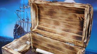 Пиратский сундук // Pirate chest