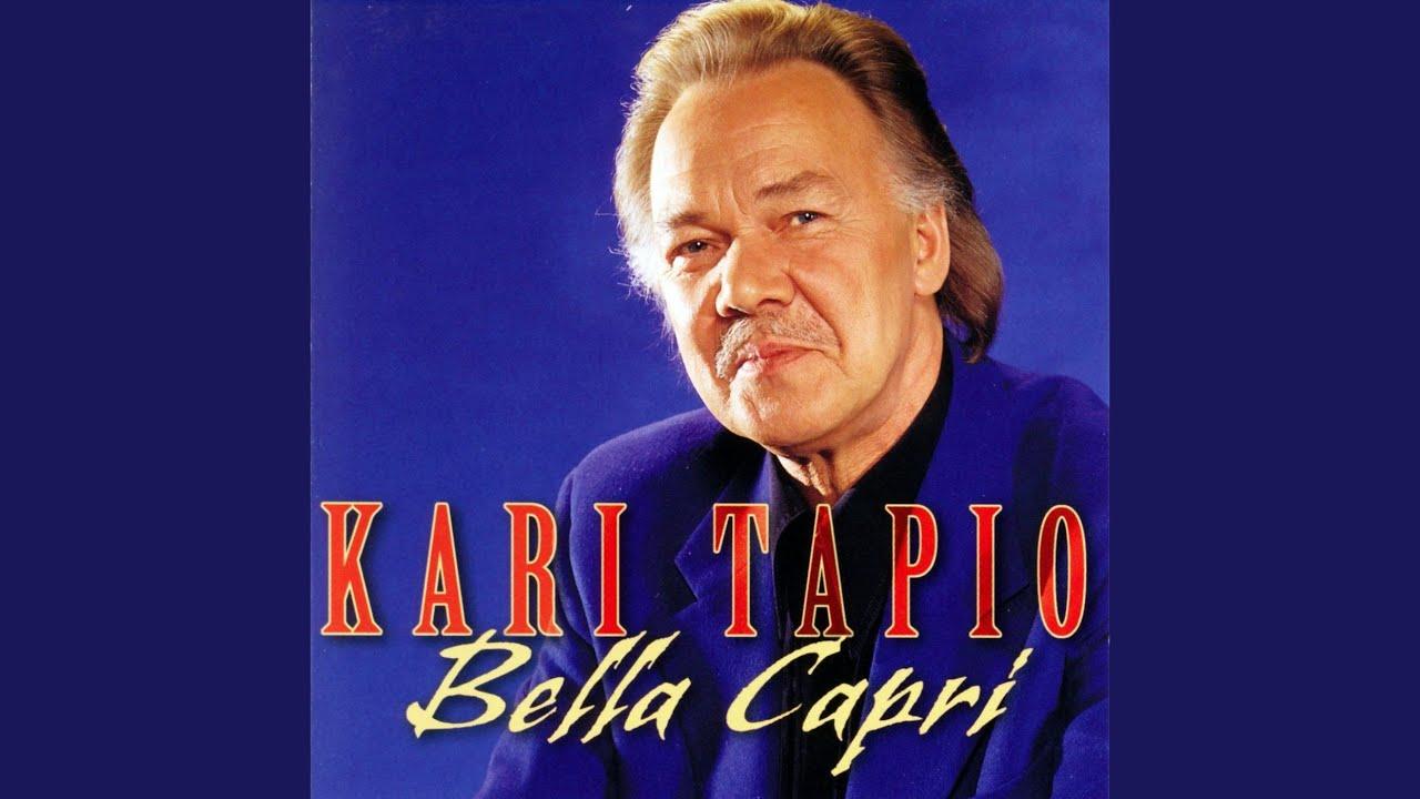 Kari Tapio Jälkemme Hiekalla