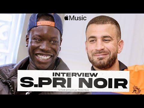 Youtube: S.Pri Noir, l'interview par Mehdi Maïzi – Le Code