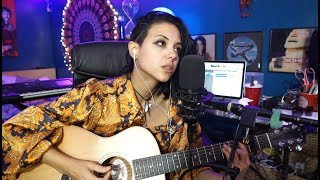 White Rabbit - Jefferson Airplane (Cover by Alexa Melo)