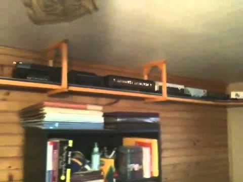 Ceiling Mounted Train Youtube