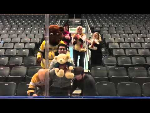 989TheDRIVE's Teddy Bear Toss 2015
