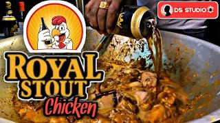 Royal Stout Chicken by D5 Kitchen Inspired By SreeSonic | Master The Blaster Song