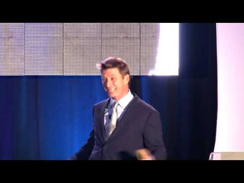 Jonathan Bush - athenahealth - Venture Atlanta 2012 - Keynote Speaker
