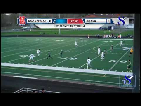 Turk Boys Soccer - Sultan vs Bear Creek School 03-17-2016