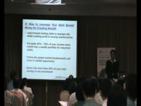 The Most Explosive Wealth Opportunity 2011 - DAR Wong Part 7 (an Oriental Pacific Futures event)