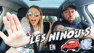 ♡• LA VOITURE EN COUPLE | LES NINOU'S •♡