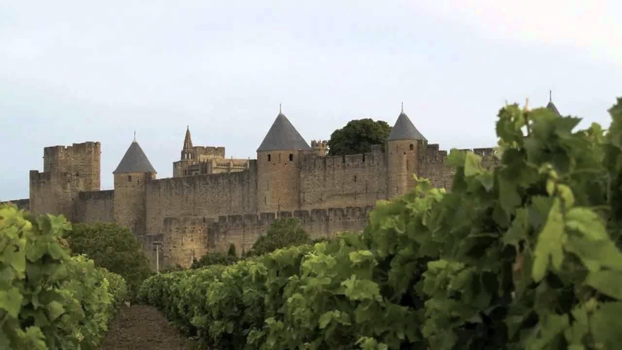 carcassonne france patrimonio de la humanidad youtube. Black Bedroom Furniture Sets. Home Design Ideas