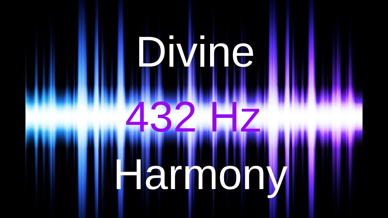 FANTASTIC 432 Hz Frequency Music: Divine Harmony