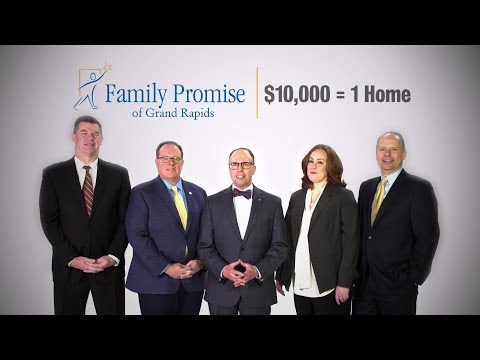 Huntington Bank Is Helping The Efforts Of Family Promise