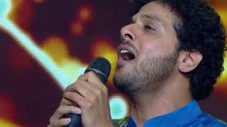 Mahesh Kale | Brilliant Performance in Star Pravah Ratna Puraskar