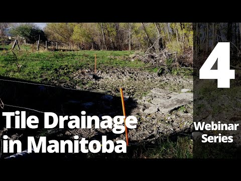 Tile Drainage Webinar 4: Policy and Local Government Considerations