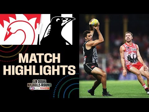 Pies Welcome Back Wells | Sydney V Collingwood Highlights | Round 10, 2019 | AFL