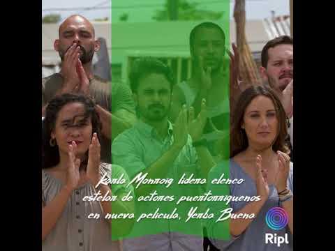Karla Monroig Lidera Elenco Estelar De Actores Puertorriquenos En Nueva Pelicula, Yerba Buena