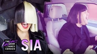 connectYoutube - Sia Carpool Karaoke