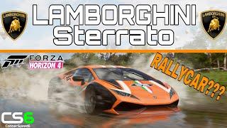 Lamborghini Huracan Sterrato - Super Rallycar Concept - Forza Horizon 4