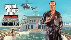 GTA Online: Executives and Other Criminals Trailer