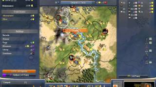 Civilization IV Strategy Walkthrough #3 Segment 4 - Hannibal
