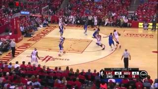 NBA Playoffs LA Clippers vs Houston Rockets Highlights Game 2