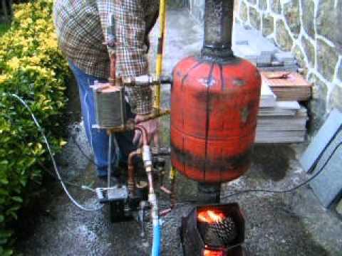 Calentador de agua casero youtube for Calentador solar piscina casero