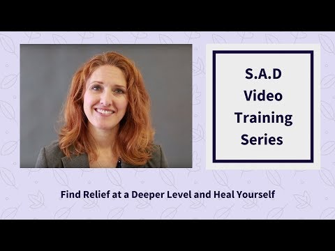 Find Relief at a Deeper Level and Heal Yourself
