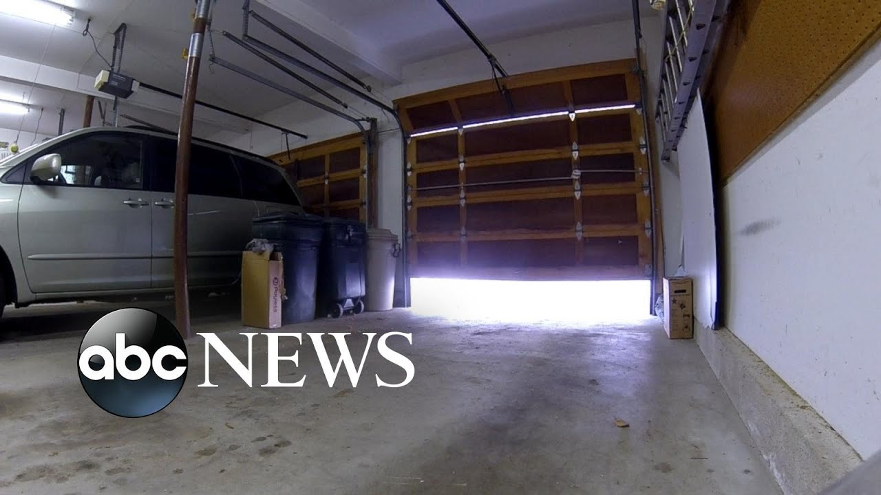 Could A Thief Hack Your Garage Door Opener?