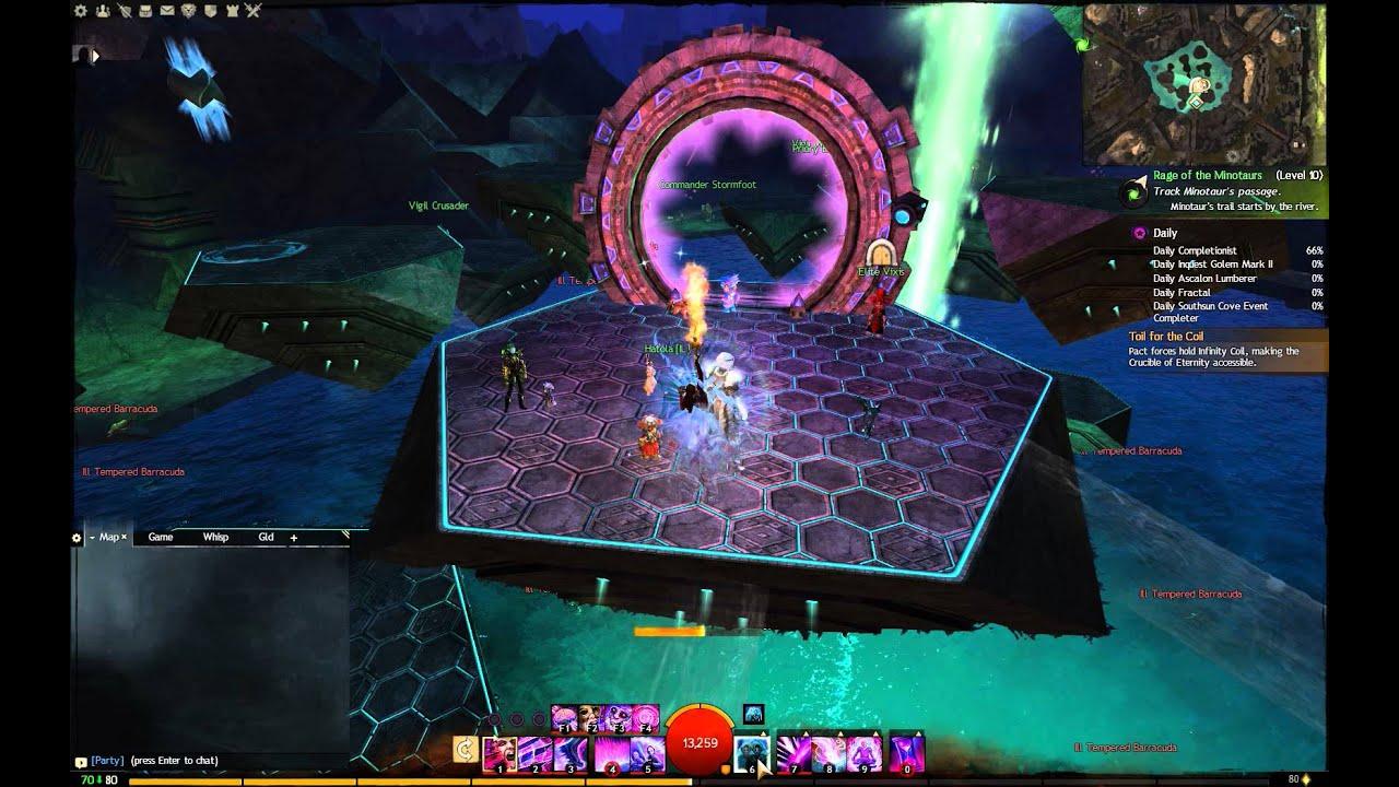 Guild Wars 2 Mesmer Slot Skills Natural Roll In Craps